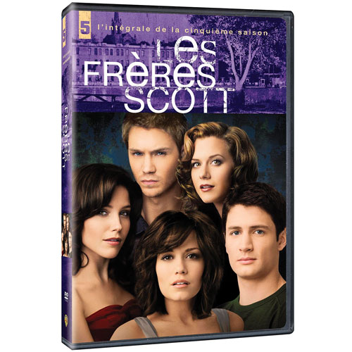 One Tree Hill - The Complete Fifth Season (French)