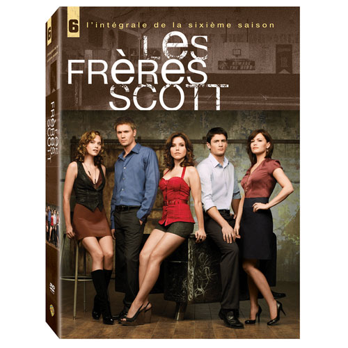 One Tree Hill: The Complete Sixth Season (French)