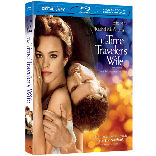 The Time Traveler's Wife (Blu-ray) (2009)