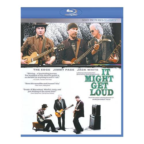 It Might Get Loud (Blu-ray) (2009)