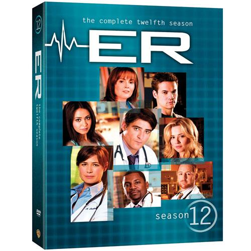 ER: The Complete Twelfth Season (Widescreen) (2010)