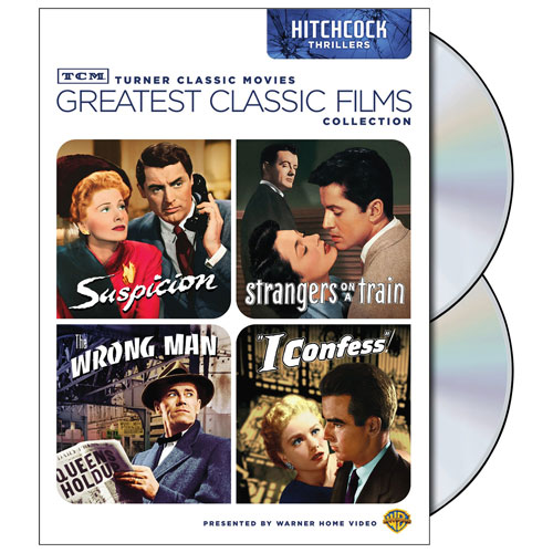TCM Greatest Classic Films Collection: Hitchcock Thrillers (2009)