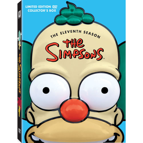 Simpsons - Season 11 (Full Screen) (1999)