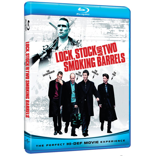 Lock, Stock and Two Smoking Barrels (Blu-ray) (1998)