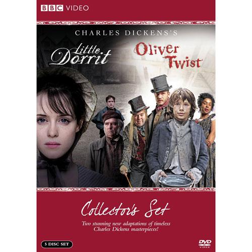 Little Dorrit/Oliver Twist - Coffret de collection (2010)