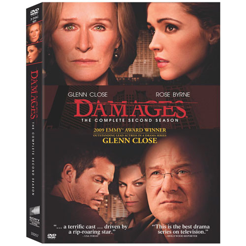 Damages: The Complete Second Season (Widescreen) (2010)