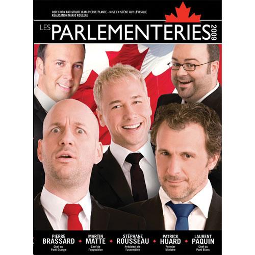 Parlementeries 2009, Les
