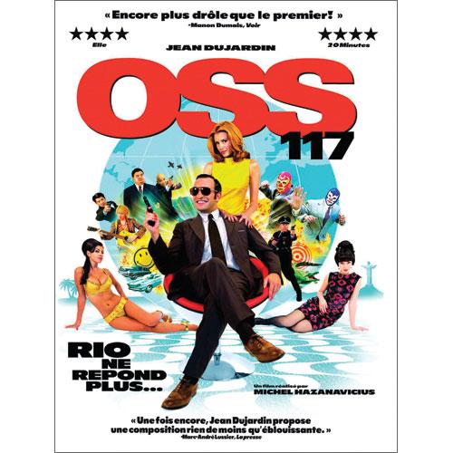 OSS 117: Rio Ne Repond Plus (2009)
