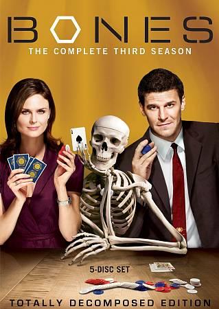 Bones: Season 3 (2007)