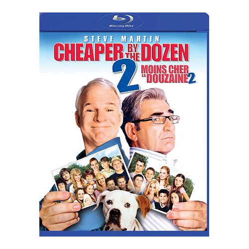 Cheaper By the Dozen 2 (Blu-ray) (2005)