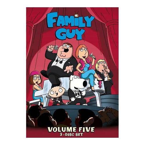 Family Guy - Volume 5 (2007)