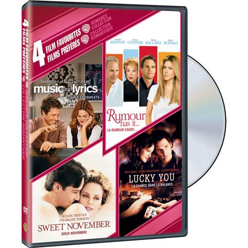4 Film Favorites: Romance (2007)