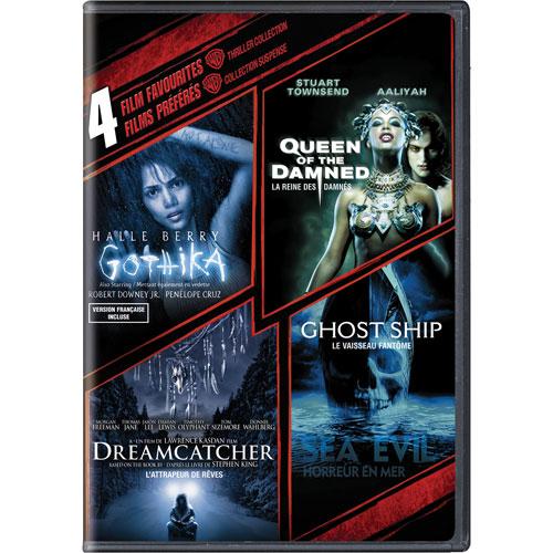 4 Film Favorites: Thriller Collection (2010)