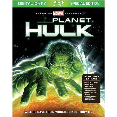 Planet Hulk (Blu-ray) (2010)