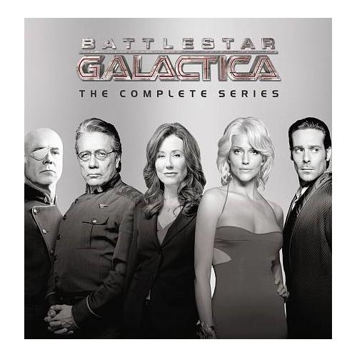 Battlestar Galactica - The Complete Series (Widescreen) (2004)