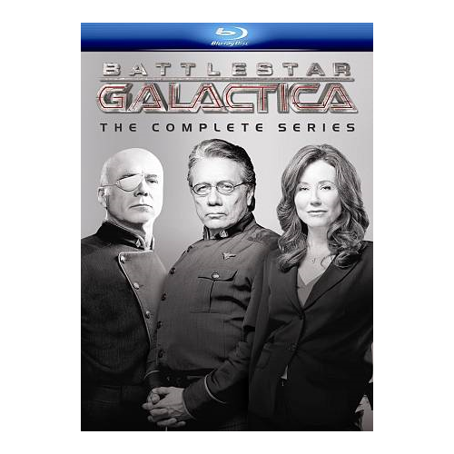 Battlestar Galactica - The Complete Series (2004) (Blu-ray)