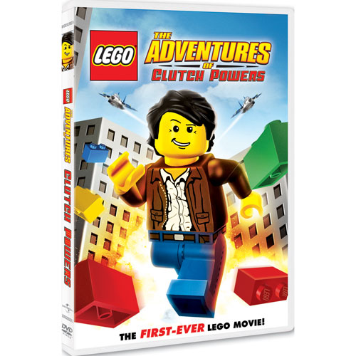 LEGO: The Adventures of Clutch Powers (Widescreen) (2010)