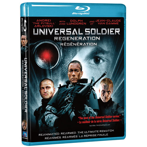 Universal Soldier Regeneration (Blu-ray) (2009)