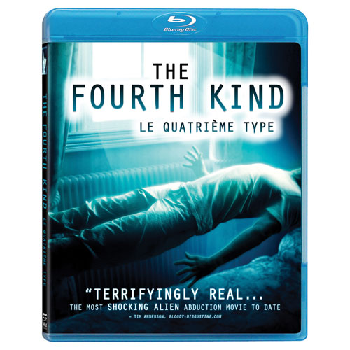Fourth Kind (Blu-ray) (2009)