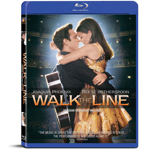 Walk the Line (Blu-ray) (2005)