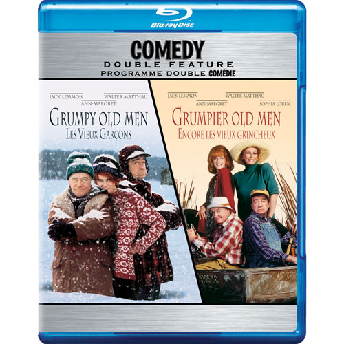 Grumpy Old Men/ Grumpier Old Men (Blu-ray) (1993)