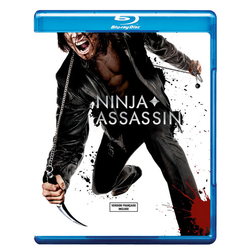 Ninja Assassin (Blu-ray) (2009)