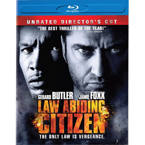 Law Abiding Citizen (Director's Cut) (Blu-ray) (2009)