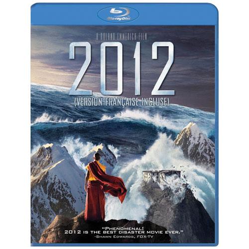 2012 (Blu-ray) (2009)