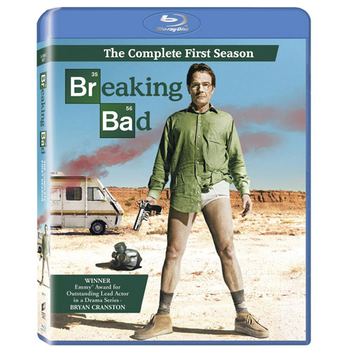 Breaking Bad: The Complete First Season (Blu-ray) (2008)