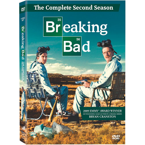 Breaking Bad: The Complete Second Season (Widescreen) (2010)