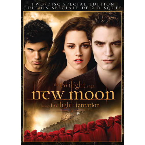 Twilight: New Moon (2-Discs Special Edition) (2009)