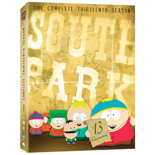 South Park: The Complete Thirteenth Season (Widescreen) (2010)