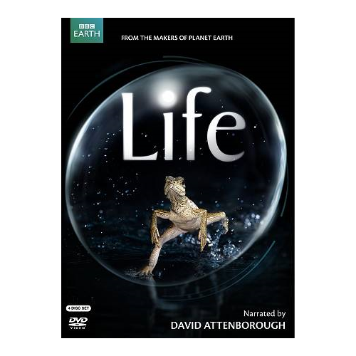Life (Narrated By David Attenborough) (Widescreen) (2010)