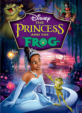 Princess and the Frog (Widescreen) (2009)