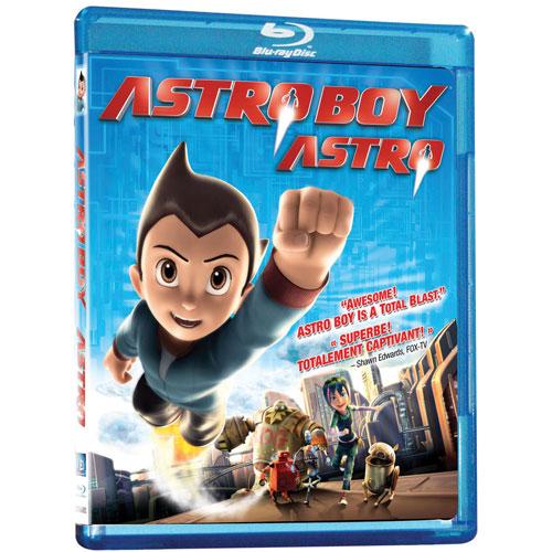 Astro Boy (Blu-ray) (2009)