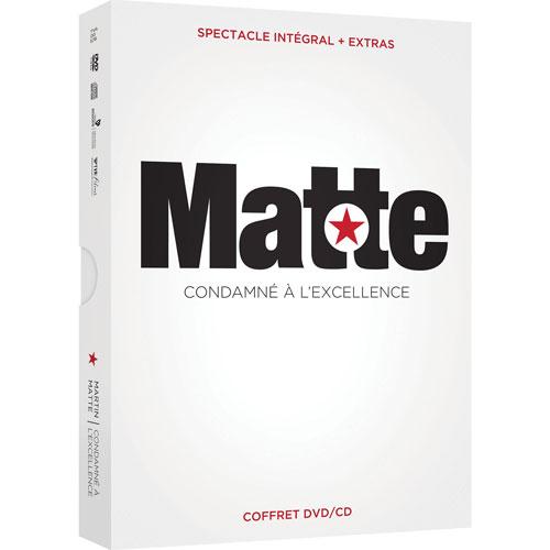 Martin Matte : Condamné à l'excellence