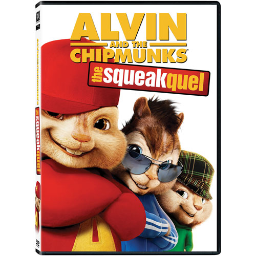 Alvin and the Chipmunks: The Squeakquel (Widescreen) (2009)