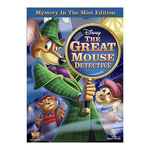 Adventures of the Great Mouse Detective (1986)