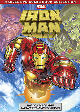 Iron Man: The Complete Animated Series (Full Screen) (2010)