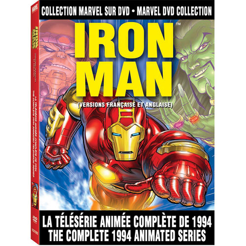 Iron Man: The Complete Animated Series (Française) (2010)