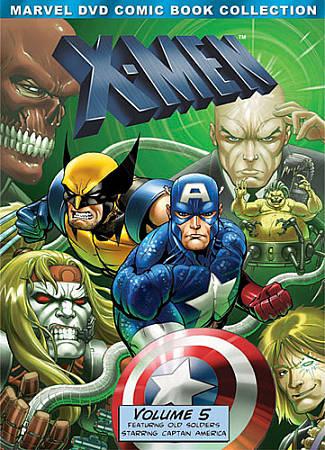 X-Men, Vol. 5 (Full Screen) (2010)