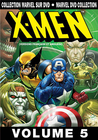 X-Men Vol. 5 (Française) (2010)