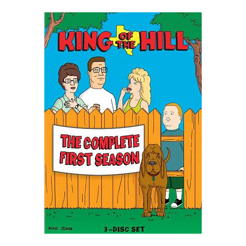 King of the Hill - Saison 1 (1997)