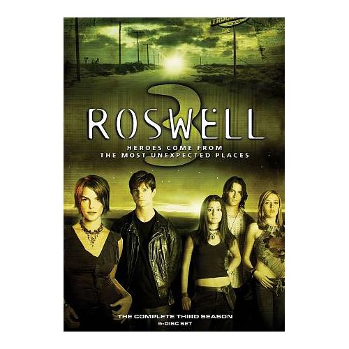 Roswell - Saison 3 (Panoramique) (2001)