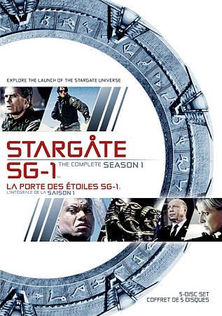 Stargate SG-1: l'intégrale de la première saison (2010)
