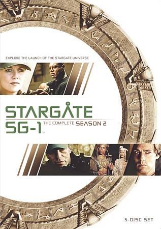Stargate SG-1 : L'intégrale de la deuxième saison (2010)