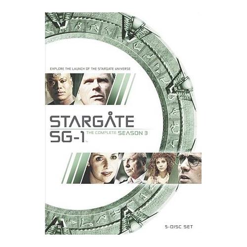 Stargate SG-1 - Saison 3 - coffret-cadeau (Panoramique) (1999)