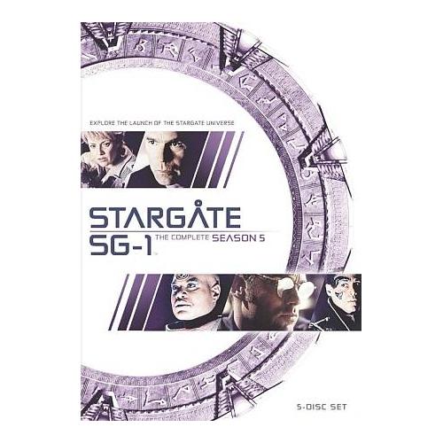 Stargate SG-1 - Coffret-cadeau - Saison 5 (2001)