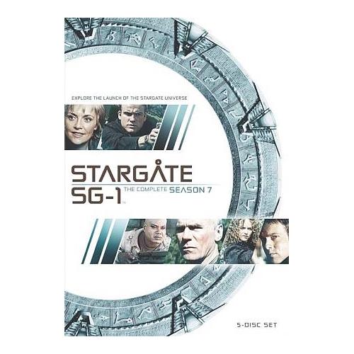 Stargate SG-1 - Saison 7 - coffret-cadeau (Panoramique) (2003)