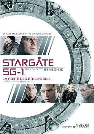 Stargate SG-1 - Season 10 (Widescreen) (2006)